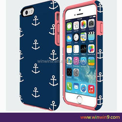 Custom UV digital printing pc tpu cell phone case for iphone best quality printing
