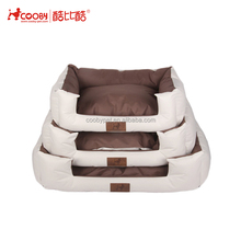 COOBYPET China newest design oxford pet bed dog canada