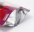 resealable aluminum foil red coffee bags