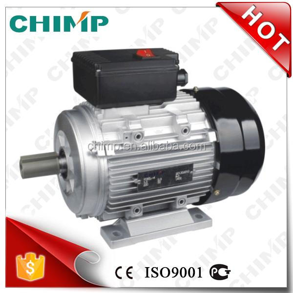 YC series 550W single-phase capacitor start induction electric motor