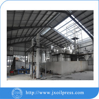 Organic red palm oil edible oil refinery plant