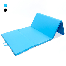 Thick Folding Panel Gymnastics Mat Gym Exercise Mat