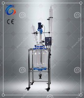 Economical Choice Jacketed Glass Lined Tank Reactor