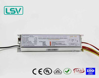 24V DC power supply fast start UV lamp electronic ballast