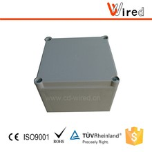 IP 66 Protection Level and Switch Box Type Plastic Junction Enclosure