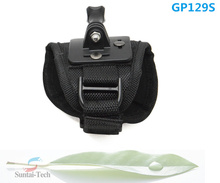 Gopros Hand Palm Wrist strap holder adapter mount for SJ4000 gopros Heros 5/4/3+ GP129S