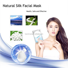 High Quality Natural Herb Extract Face Mask Whitening Facial Mask sheet Private label