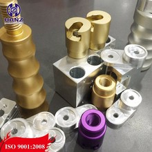 Hanz ISO 9001 Certified custom cnc precision machined turned milling parts and components from machining manufacturer