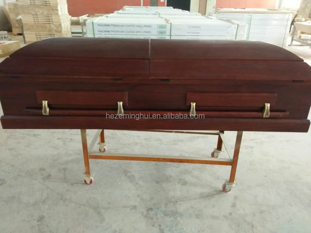 Best price cheap wooden coffin and casket wholesale ,cloth covered caskets