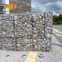 Hot sale China supplier stainless steel welded gabion mesh basket