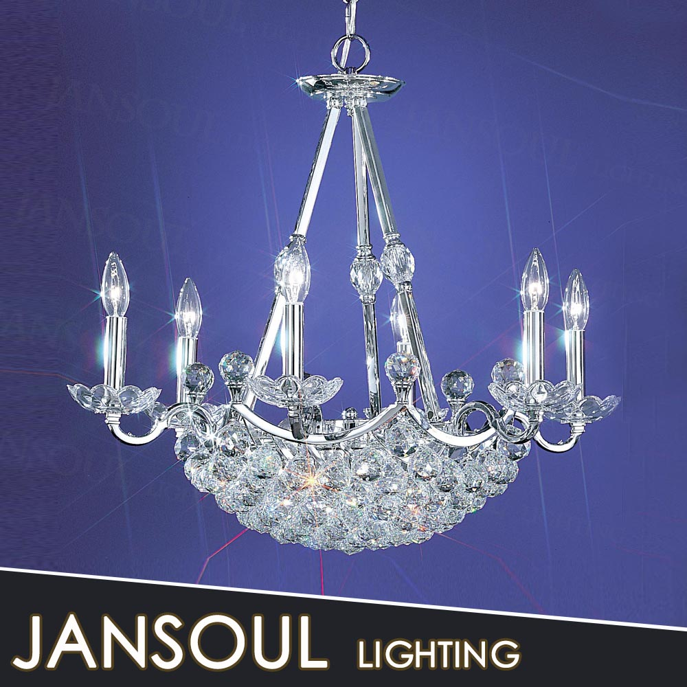 modern artistic china suppliers chandeliers made of silver k9 crystals balls candle holder pendant light for living room