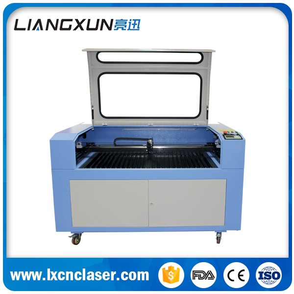 New Portable CO2 water cooling CNC 80W 100W laser machine