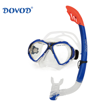Silicone and PVC material available diving equipment diving accessories diving mask snorkel