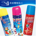 carnival snow spray manufactory
