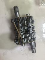 China made yinxiang300 motorcycle engine spare parts of mainshaft and countershaft