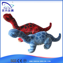 Super cute child toy 100% pp stuffing simulation new brachiosaurus dinosaur toys animal type stuffed baby toy