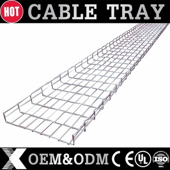 wire mesh cable tray prices/wire mesh cable tray sizes/wire mesh cable tray manufacturers