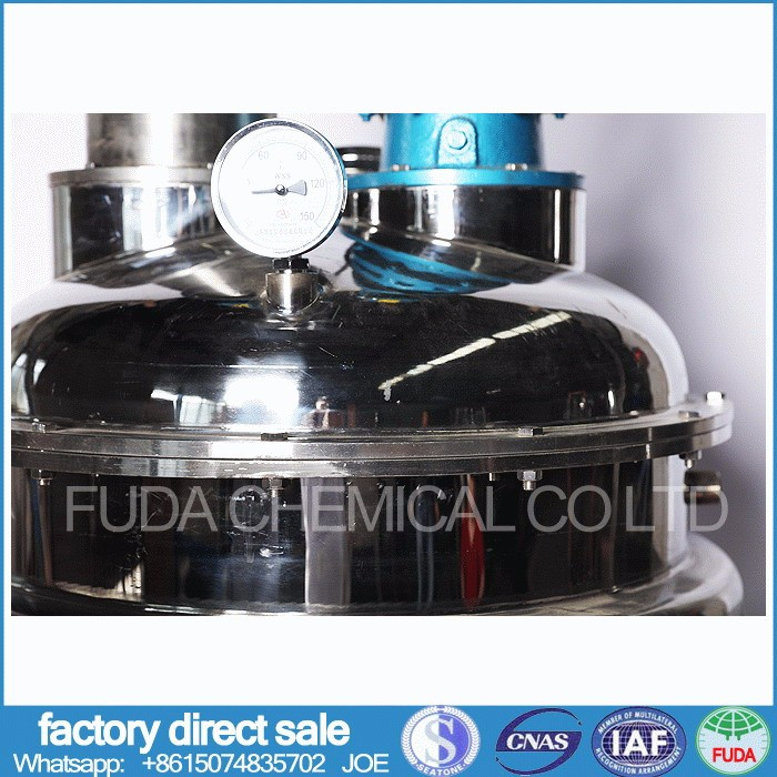 emulsifier detergent mixing tank stainless materials various shampoo hand washing clothing washing mixing tank