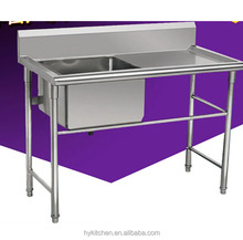 Restaurant Stainless steel utility sink