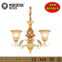 popular ring decor glass dining lamp pendant lamp