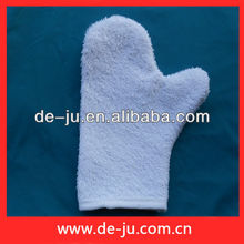 Body Cleaning Exfoliating 2 Finger Gloves