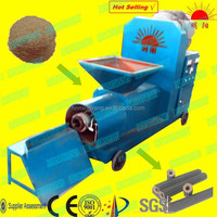 Multi-function rice husk briquette making machine manufacturer price on sale