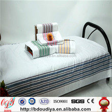 New Arrival Hotel Bedding Set King/Queen/Double 100% Cotton Bed Sheets