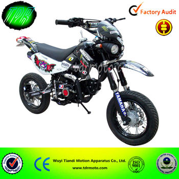 TDR 125cc High Performance Dirt Bike Off Road Motorcycle