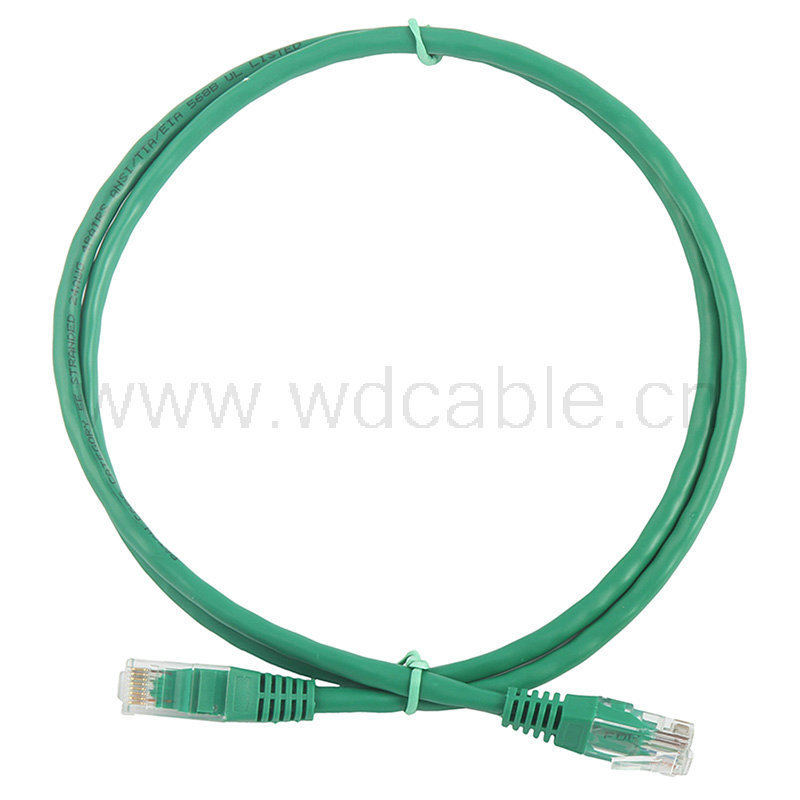 nexans utp/ftp/sftp cat6 patch cord