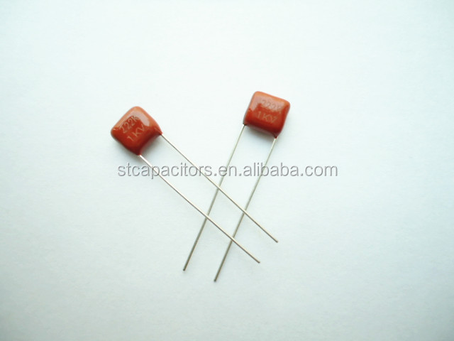 Metallized Polypropylene film Capacitors CBB21X-7