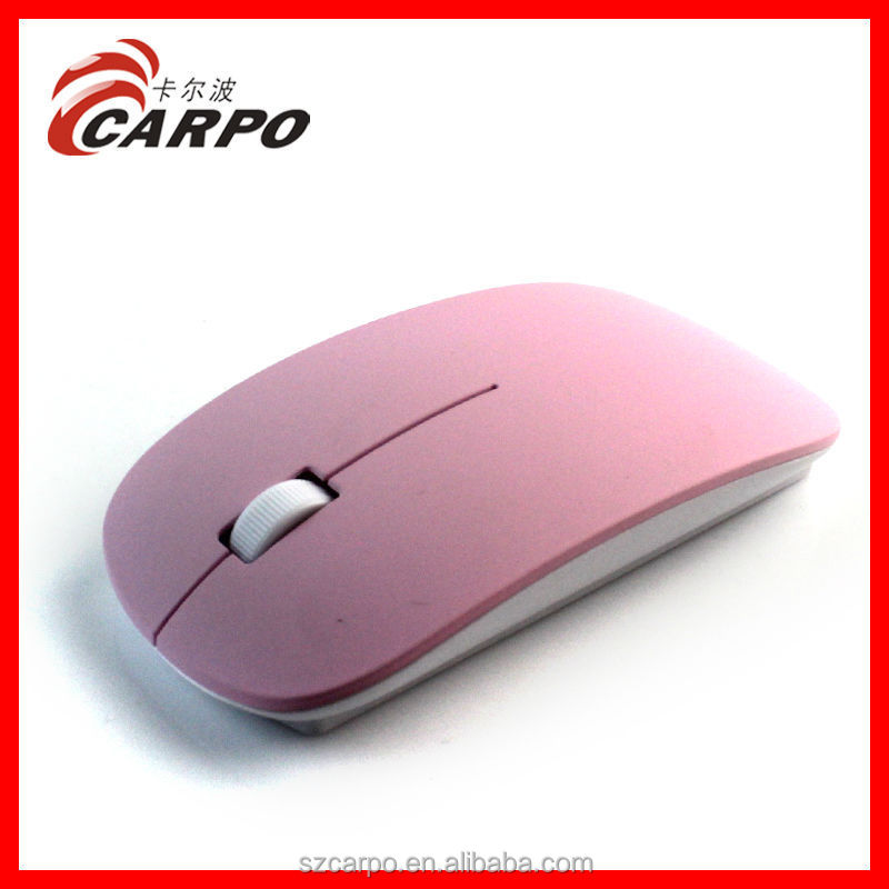 2.4ghz usb Wireless Optical Mouse Driver for Mac Computer Mouse for Promotional Gift