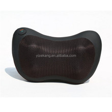 car and home electronic massage pillow,tap shoulder massager