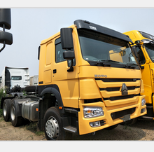 Sinotruk howo tractor head truck / prime mover, 6x4 howo tractor truck price