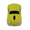 Computer Accessories LED Light Car Shape Wireless Mouse for Corporate Gift