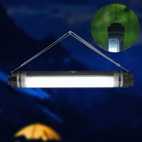 IP68 Waterproof Led Light Camping Outside Rechargeable Battery Power Bank Mobile Phone