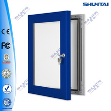 aluminum advertising waterproof outdoor picture frames