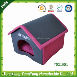 foldable dog house, handmade dog house, prefab dog house