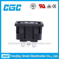 China CGC Power Socket AS-09 high quality 15 amp socket