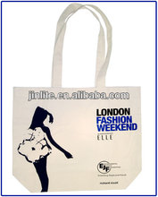 London Fashion Weekend Organic Cotton Bag