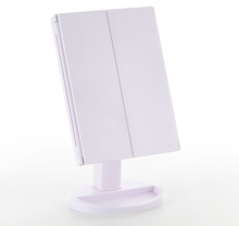 Hot selling magnifying lighted makeup mirror x20