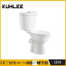 Fashional bathroom cheap two piece toilet