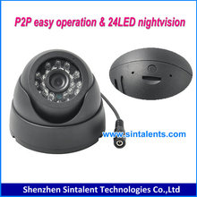 cctv ip camera 3.0Mp poe WDR Vandal-Proof IR Dome IP Camera battery powered ip camera Built-in Web server, NVR, CMS