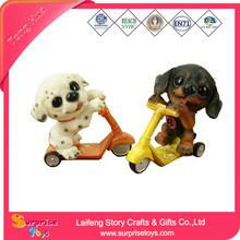 Wholesale funny small plastic dog figurines