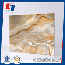 PVC Imitated Marble Sheet/Wall Panel/Interior Decoration Board Machine/Production Line