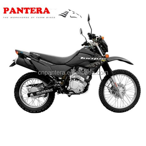 China Cheap 200cc Wind-cooled Automatic Motorcycle Off Road