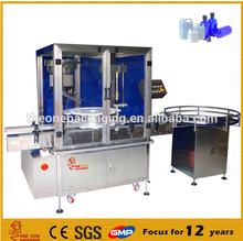 24-cavity rotary compression moulding machine for drinking water bottle caps
