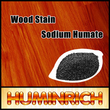 Huminrich Leonardite 100% Water Soluble Lasting Color Wood Stain For Floor Sodium Humate