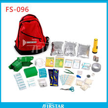 Disaster emergency survival kit