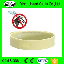 All Natural Mosquito Repellent Bracelet Zika Virus Protection - DEET FREE Material, Natural Oil Great for Kid