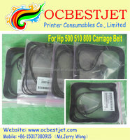Mass stock!! 24inch carriage belt for Hp Designjet 800 printer with original part NO. C7769-60182